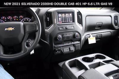 2021 Chevrolet Silverado 2500 Double Cab 4x2, Cab Chassis #71131 - photo 8