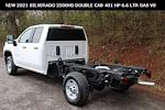2021 Chevrolet Silverado 2500 Double Cab 4x2, Cab Chassis #71131 - photo 7