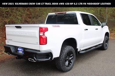 2021 Chevrolet Silverado 1500 Crew Cab 4x4, Pickup #71141 - photo 2