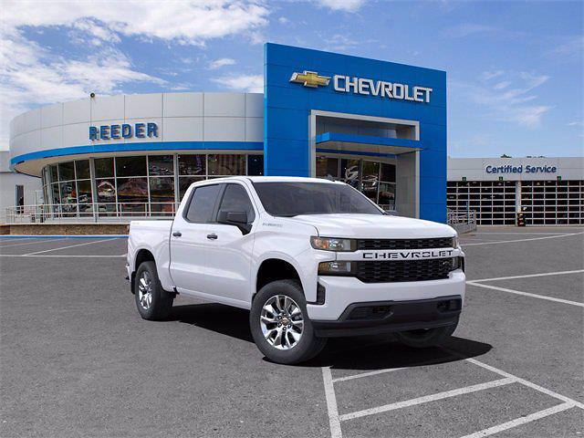 2021 Chevrolet Silverado 1500 Crew Cab 4x4, Pickup #71381 - photo 1