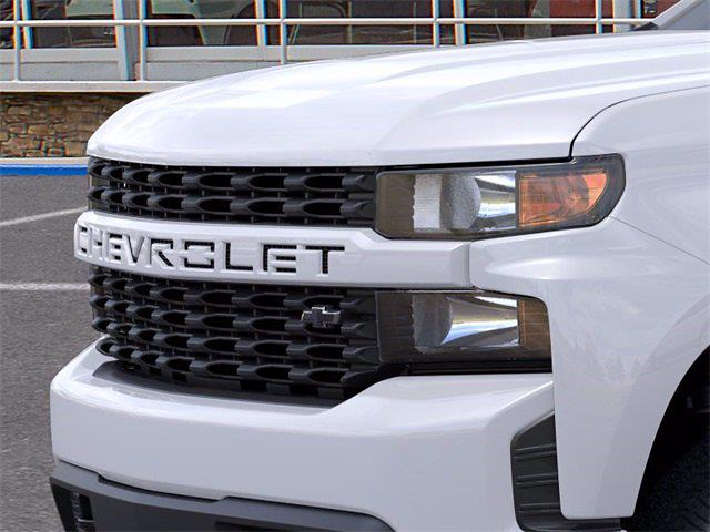 2021 Chevrolet Silverado 1500 Crew Cab 4x4, Pickup #71381 - photo 11