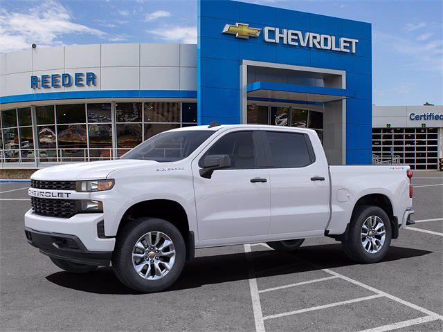 2021 Chevrolet Silverado 1500 Crew Cab 4x4, Pickup #71381 - photo 3