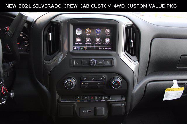 2021 Chevrolet Silverado 1500 Crew Cab 4x4, Pickup #71381 - photo 22