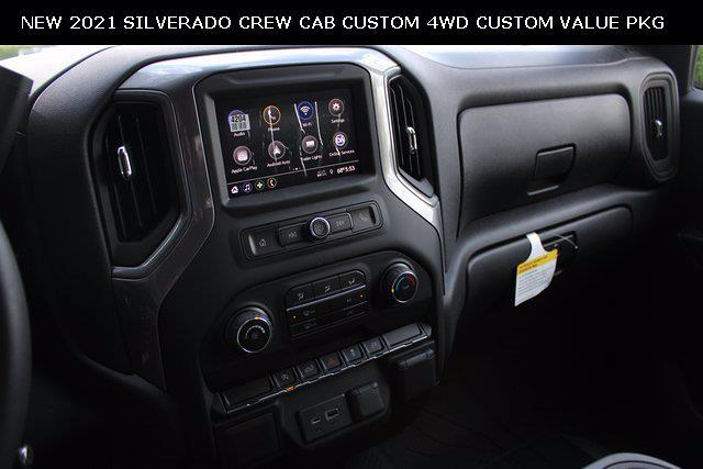 2021 Chevrolet Silverado 1500 Crew Cab 4x4, Pickup #71381 - photo 23
