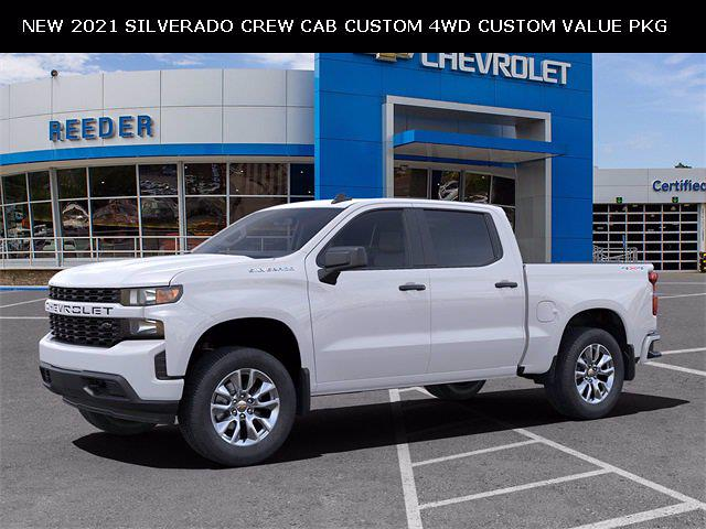 2021 Chevrolet Silverado 1500 Crew Cab 4x4, Pickup #71381 - photo 28