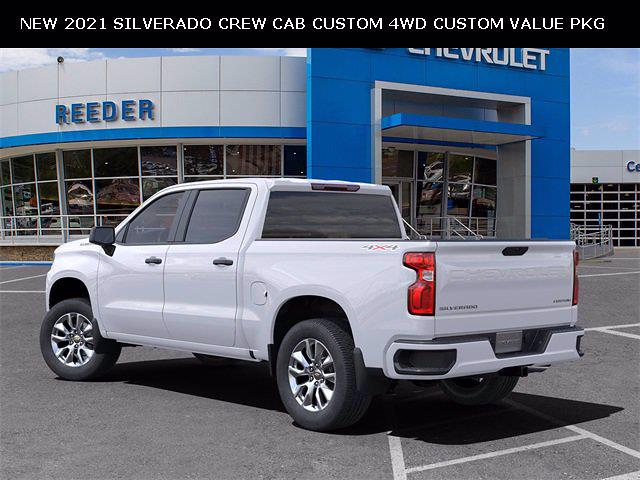 2021 Chevrolet Silverado 1500 Crew Cab 4x4, Pickup #71381 - photo 29