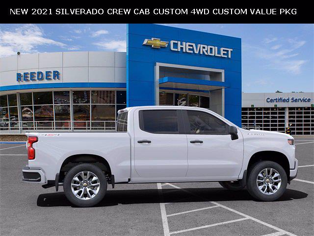 2021 Chevrolet Silverado 1500 Crew Cab 4x4, Pickup #71381 - photo 30