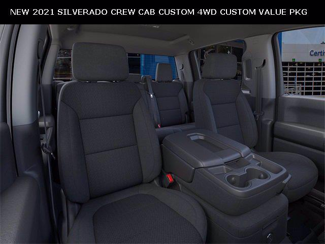 2021 Chevrolet Silverado 1500 Crew Cab 4x4, Pickup #71381 - photo 33