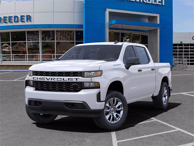 2021 Chevrolet Silverado 1500 Crew Cab 4x4, Pickup #71381 - photo 6
