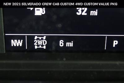2021 Chevrolet Silverado 1500 Crew Cab 4x4, Pickup #71381 - photo 21