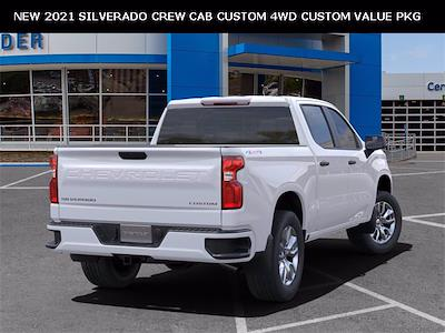2021 Chevrolet Silverado 1500 Crew Cab 4x4, Pickup #71381 - photo 27