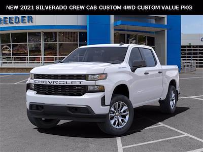 2021 Chevrolet Silverado 1500 Crew Cab 4x4, Pickup #71381 - photo 31