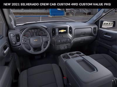2021 Chevrolet Silverado 1500 Crew Cab 4x4, Pickup #71381 - photo 32