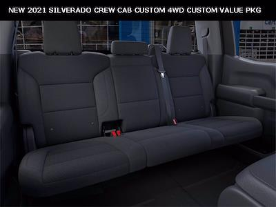 2021 Chevrolet Silverado 1500 Crew Cab 4x4, Pickup #71381 - photo 34