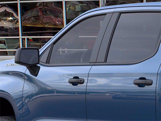 2021 Chevrolet Silverado 1500 Crew Cab 4x4, Pickup #71391 - photo 10