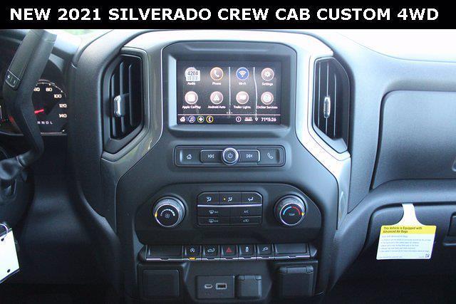 2021 Chevrolet Silverado 1500 Crew Cab 4x4, Pickup #71391 - photo 21