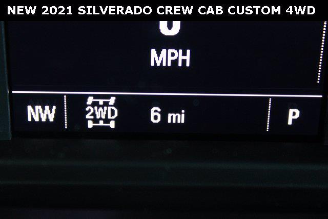 2021 Chevrolet Silverado 1500 Crew Cab 4x4, Pickup #71391 - photo 22