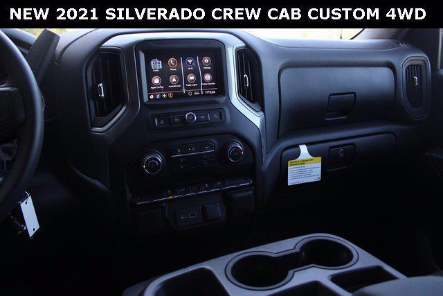 2021 Chevrolet Silverado 1500 Crew Cab 4x4, Pickup #71391 - photo 23