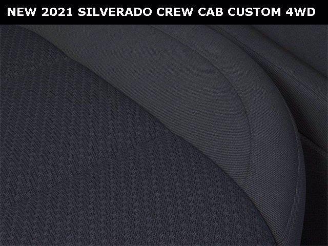 2021 Chevrolet Silverado 1500 Crew Cab 4x4, Pickup #71391 - photo 33