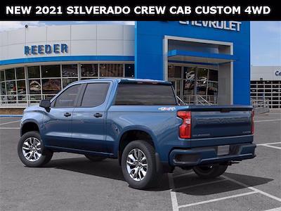 2021 Chevrolet Silverado 1500 Crew Cab 4x4, Pickup #71391 - photo 27