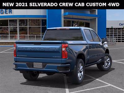 2021 Chevrolet Silverado 1500 Crew Cab 4x4, Pickup #71391 - photo 36