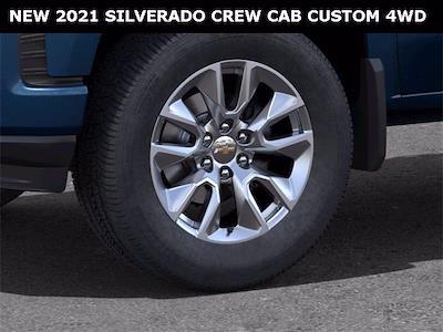 2021 Chevrolet Silverado 1500 Crew Cab 4x4, Pickup #71391 - photo 35