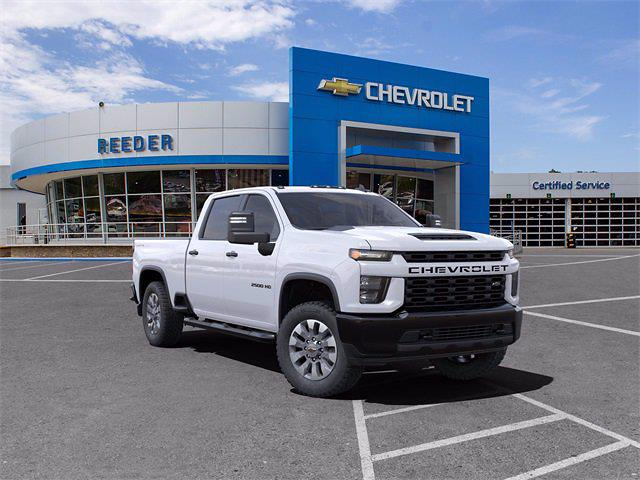 2021 Chevrolet Silverado 2500 Crew Cab 4x4, Pickup #71421 - photo 1