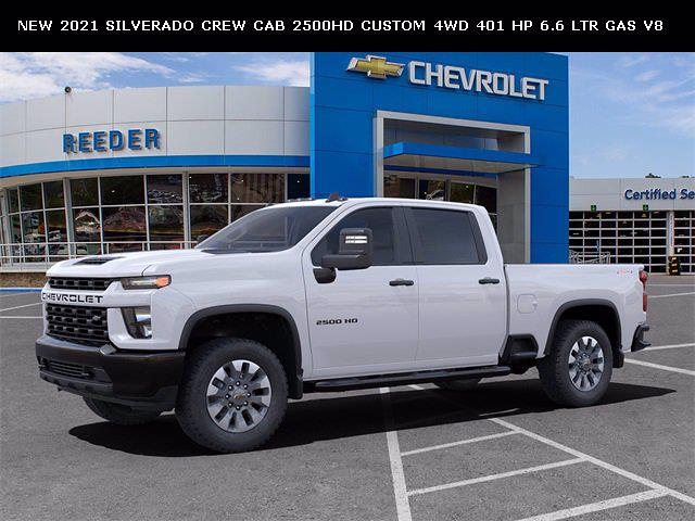 2021 Chevrolet Silverado 2500 Crew Cab 4x4, Pickup #71421 - photo 26
