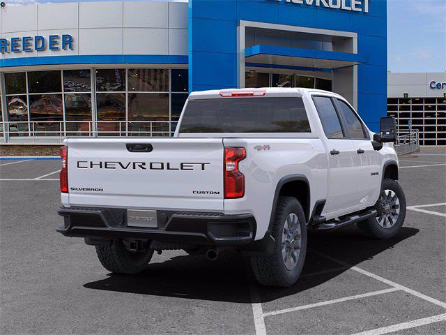 2021 Chevrolet Silverado 2500 Crew Cab 4x4, Pickup #71421 - photo 2