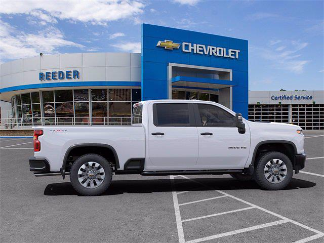 2021 Chevrolet Silverado 2500 Crew Cab 4x4, Pickup #71421 - photo 5