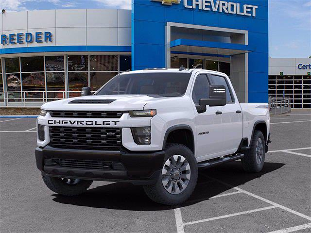 2021 Chevrolet Silverado 2500 Crew Cab 4x4, Pickup #71421 - photo 6