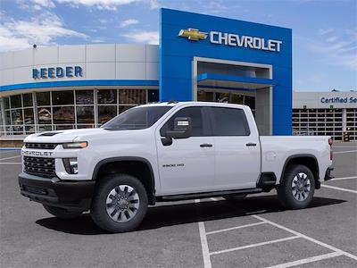 2021 Chevrolet Silverado 2500 Crew Cab 4x4, Pickup #71421 - photo 3