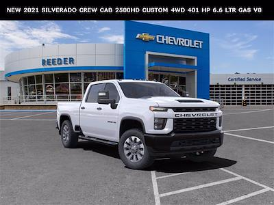 2021 Chevrolet Silverado 2500 Crew Cab 4x4, Pickup #71421 - photo 25