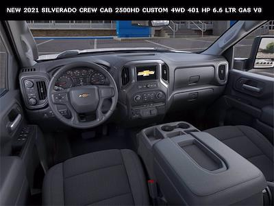 2021 Chevrolet Silverado 2500 Crew Cab 4x4, Pickup #71421 - photo 31