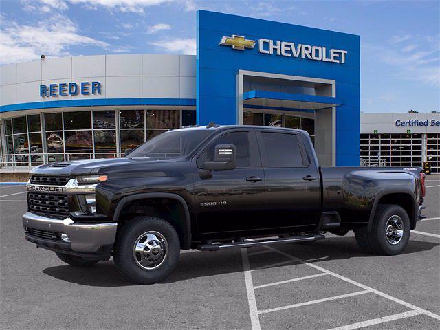2021 Chevrolet Silverado 3500 Crew Cab 4x4, Pickup #71451 - photo 3