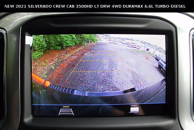 2021 Chevrolet Silverado 3500 Crew Cab 4x4, Pickup #71451 - photo 21