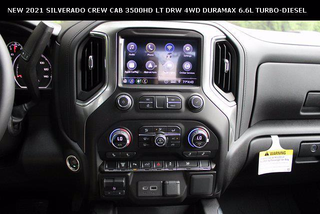 2021 Chevrolet Silverado 3500 Crew Cab 4x4, Pickup #71451 - photo 23
