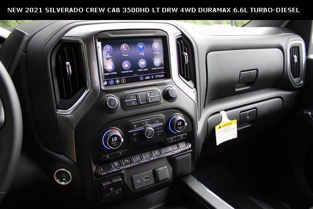 2021 Chevrolet Silverado 3500 Crew Cab 4x4, Pickup #71451 - photo 24