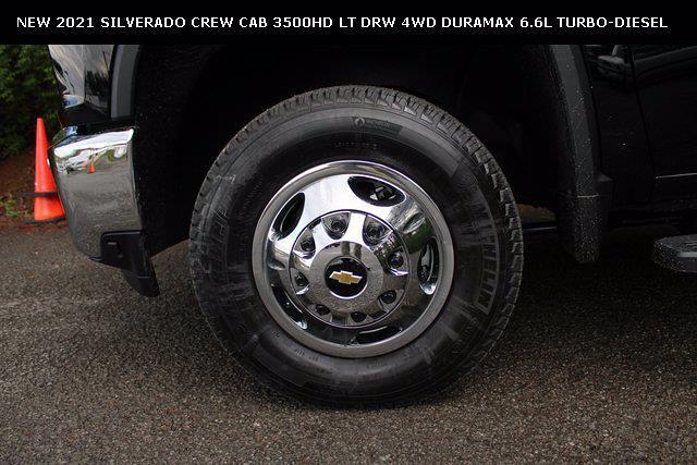 2021 Chevrolet Silverado 3500 Crew Cab 4x4, Pickup #71451 - photo 26