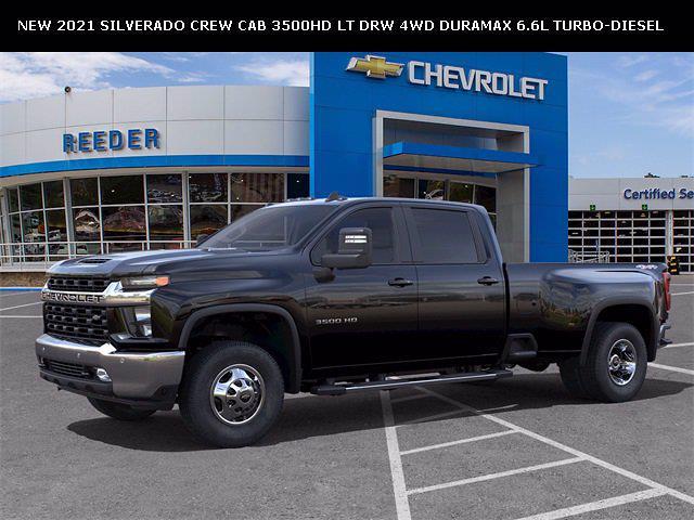 2021 Chevrolet Silverado 3500 Crew Cab 4x4, Pickup #71451 - photo 28