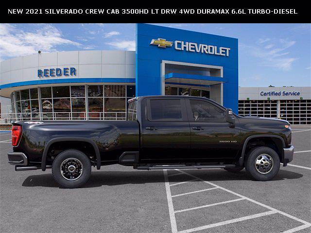 2021 Chevrolet Silverado 3500 Crew Cab 4x4, Pickup #71451 - photo 30