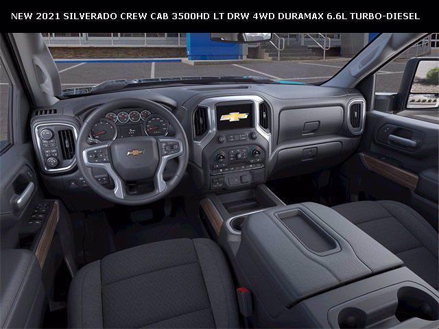 2021 Chevrolet Silverado 3500 Crew Cab 4x4, Pickup #71451 - photo 32