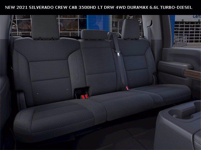 2021 Chevrolet Silverado 3500 Crew Cab 4x4, Pickup #71451 - photo 34