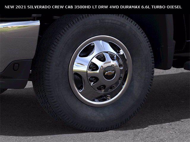 2021 Chevrolet Silverado 3500 Crew Cab 4x4, Pickup #71451 - photo 36