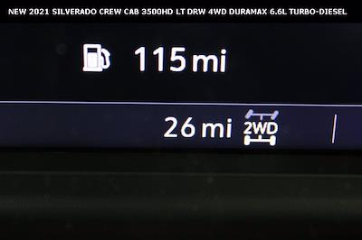 2021 Chevrolet Silverado 3500 Crew Cab 4x4, Pickup #71451 - photo 22