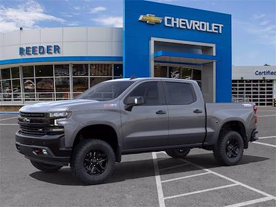 2021 Chevrolet Silverado 1500 Crew Cab 4x4, Pickup #71531 - photo 3