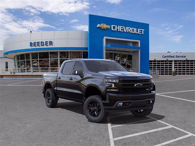 2021 Chevrolet Silverado 1500 Crew Cab 4x4, Pickup #71541 - photo 1