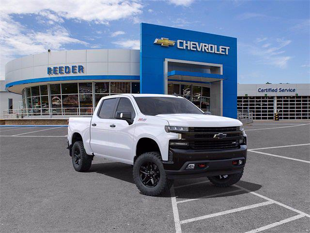 2021 Chevrolet Silverado 1500 Crew Cab 4x4, Pickup #71571 - photo 1