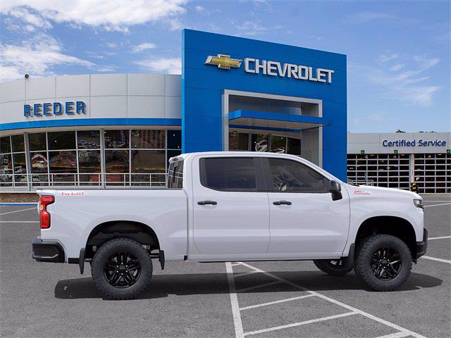 2021 Chevrolet Silverado 1500 Crew Cab 4x4, Pickup #71571 - photo 5