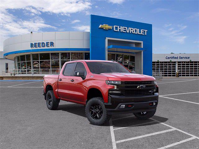 2021 Chevrolet Silverado 1500 Crew Cab 4x4, Pickup #71601 - photo 1